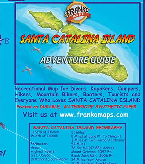 Channel Islands National Park - Catalina